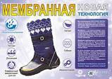 Валянки дитячі Флоаре / Валенки детские Флоаре 1704311219, фото 3