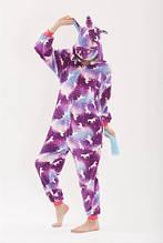 Пижама детская Kigurumba Единорог Скай XL - рост 135 - 145 см Разноцветный K0W1-0103-XL, КОД: 1776955