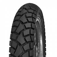 Резина на мотороллер 130/70-12, Deli Tire SB-117, TL Enduro