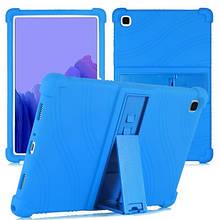Чехол Silicon Samsung Galaxy Tab A7 10.4 Sm T505 T500 DarkBlue