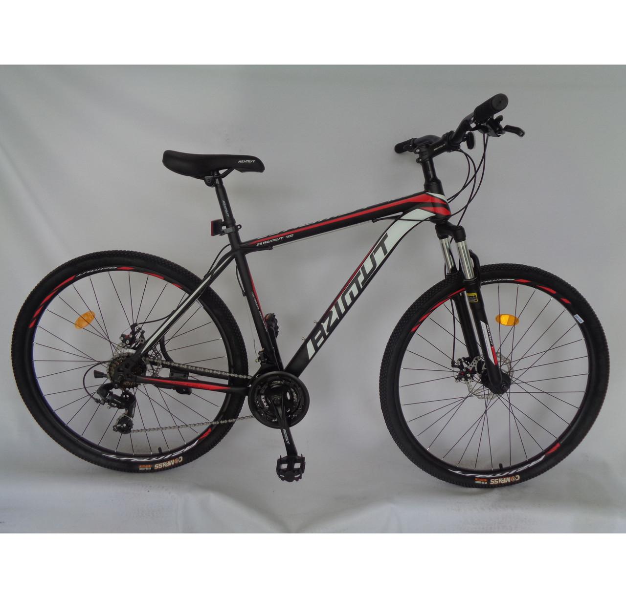 Велосипед Azimut 40D Шимано GFRD 26 х 17