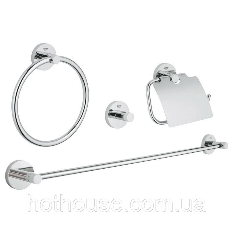 Набір аксесуарів Grohe Essentials 40776001