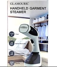 Ручний паровий відпарювач 1100 Вт DF-019 steam brush cas для одягу і меблів