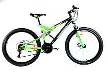Велосипед Azimut Scorpion Skilful 24 х 17