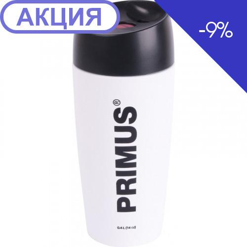 Термокружка Primus CH Commuter Mug S/S 0.4l white