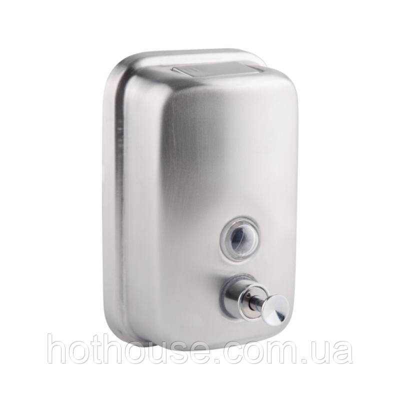 Диспенсер для жидкого мыла Lidz (CRM) 121.02.08