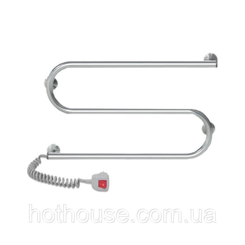 Полотенцесушитель електричний Lidz Snake (CRM) 600x330 LE
