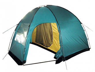 Намет Tramp Bell 4 v2 TRT-081. Палатка туристична 4 місна. Намет туристичний