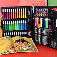 Набор для рисования 150 предметов, набор для творчества 2021