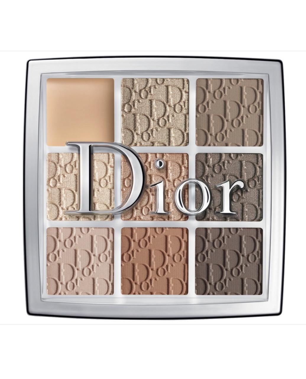 Палетка теней Dior BACKSTAGE Eyeshadow Palette - 001 WARM