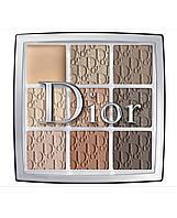 Палетка тіней Dior BACKSTAGE Eyeshadow Palette - 001 WARM