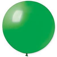 """Гелієва куля 31"""" 70-80см пастель зелений"""