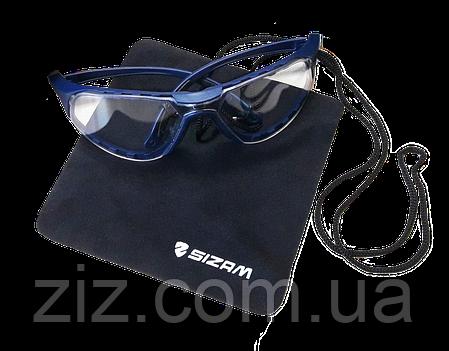 Серветка для протирання окулярів із мікрофібри, розмір 13 х 13 див., фото 2