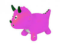 Прыгун динозавр BT-RJ-0067 (Розовый)