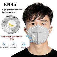 Респиратор универсальный KN95 FFP2