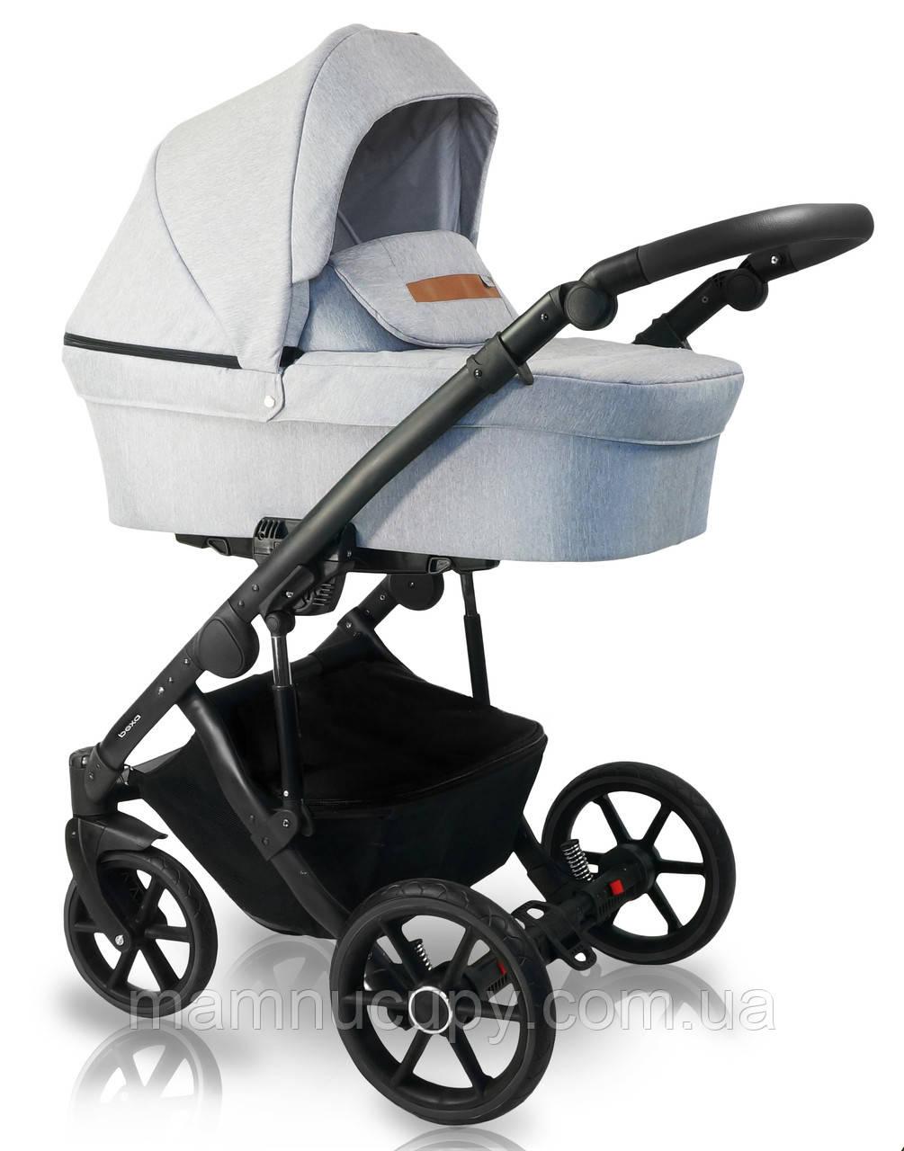 Дитяча універсальна дитяча коляска 2 в 1 Bexa Line 2.0 L3 (бекса лайн)
