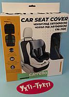 Чохол під автокрісло, Захисний килимок під автокрісло CARRELLO CRL-7001