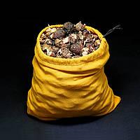 Мыльные орехи Мукоросси 500 грамм в мешке +мешочек для стирки