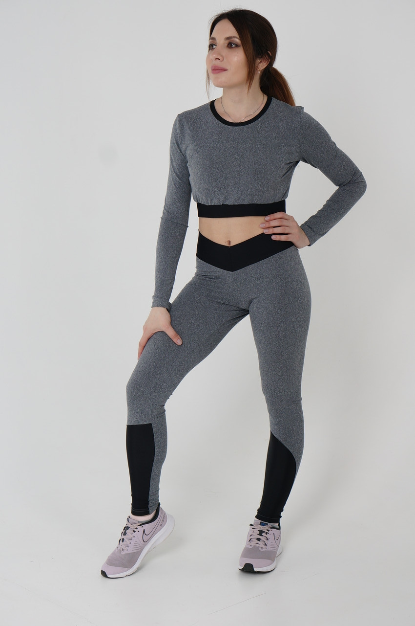 Спортивный комплект Gray Classic