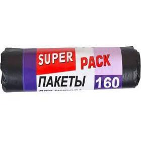Пакет для мусора 90х110 160л 10 штук Super Luxs/PACK 20031