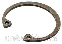 Кільце стопорне 9 мм внутрішнє отвори для DIN 472