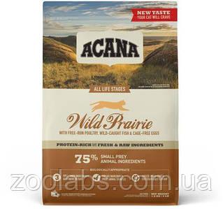 Корм Acana для кошек и котят с цыпленком   Acana Wild Prairie 0,34 кг
