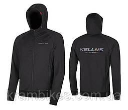 Толстовка мужская Kellys - Chromatic M Чёрный