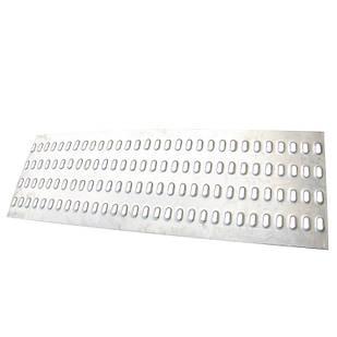 ✅Лист алюминиевый перфорированный 4 отв. 500*2500