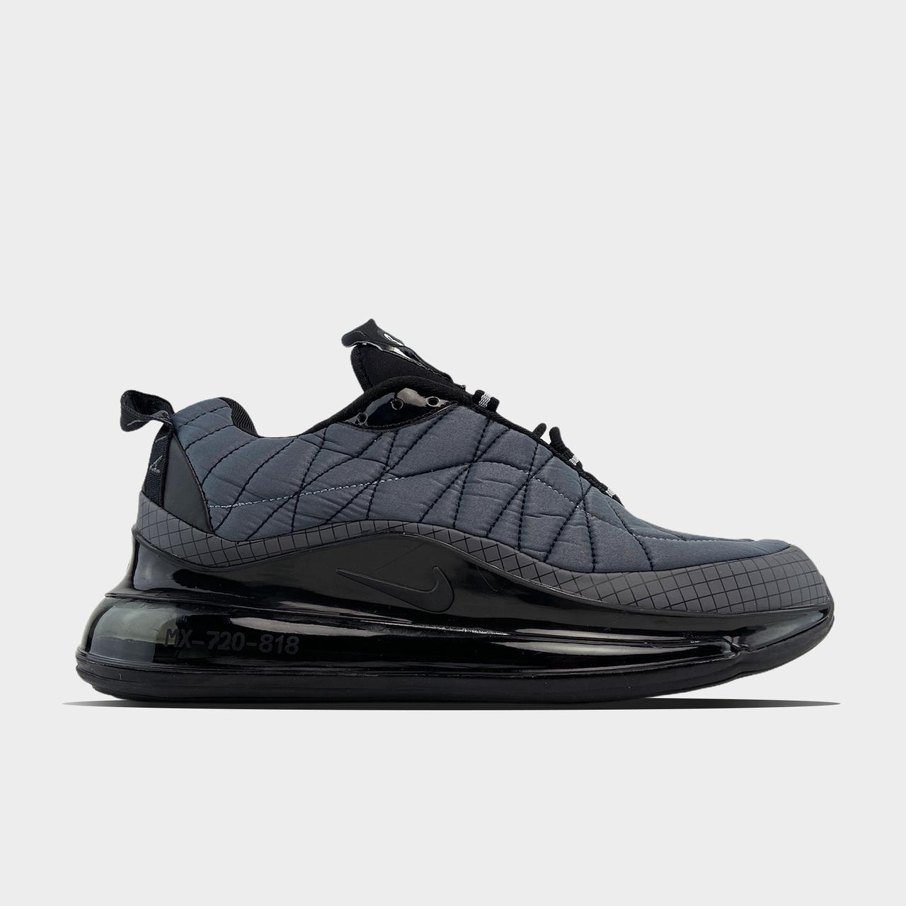 Nk, крос, обувь, взуття, sneakers, шузы, Air Max 720-98 Grey (Серый)