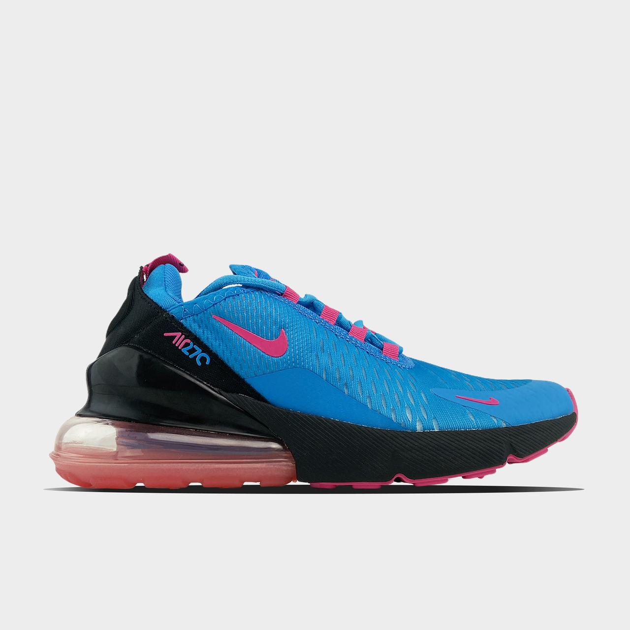 Nike Air Max 270 South Beach (Синій)