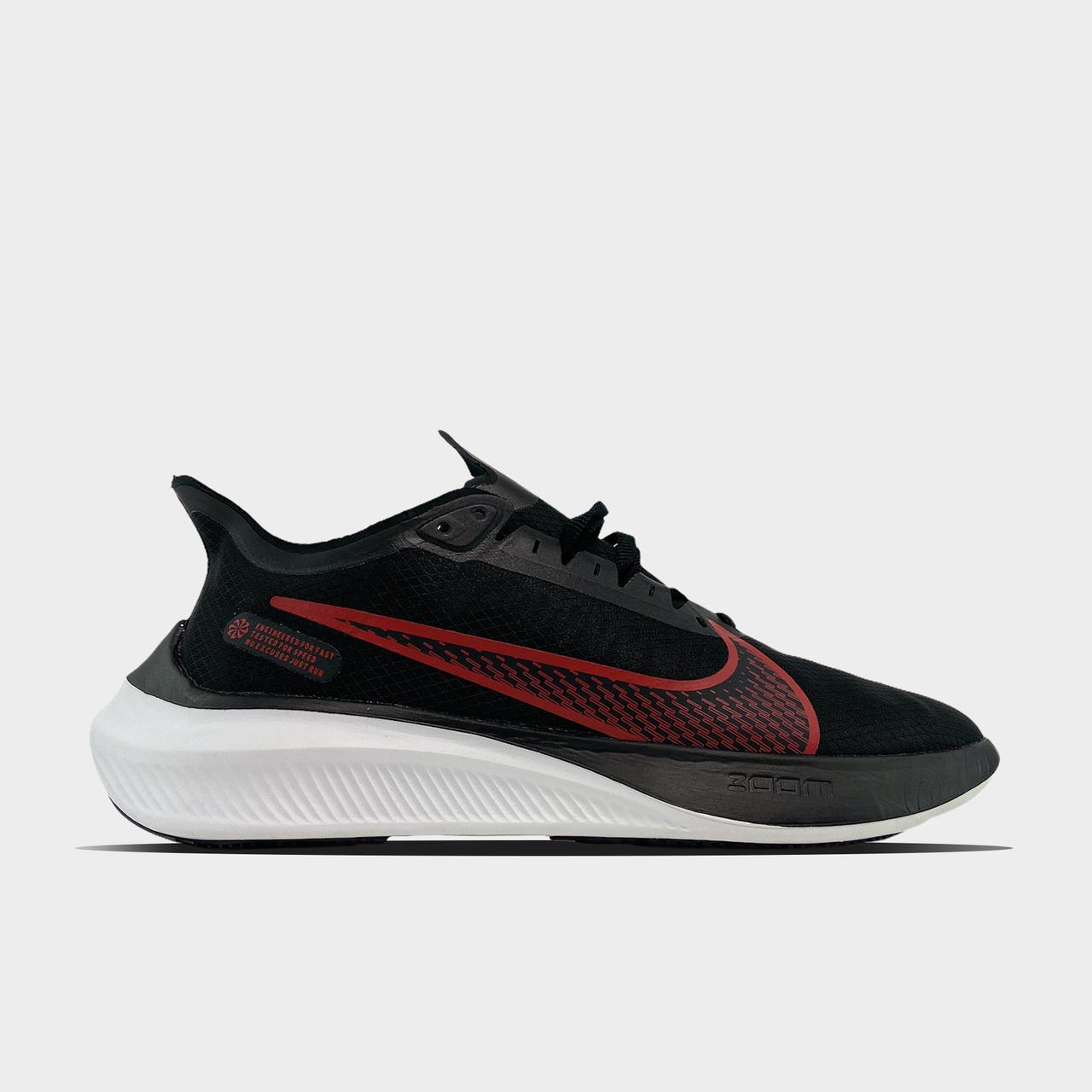 Nike Zoom Gravity Black University Red (Чорний)