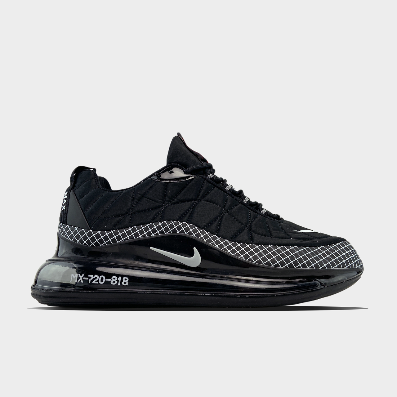 Nike Air Max 720-98 Black (Чорний)