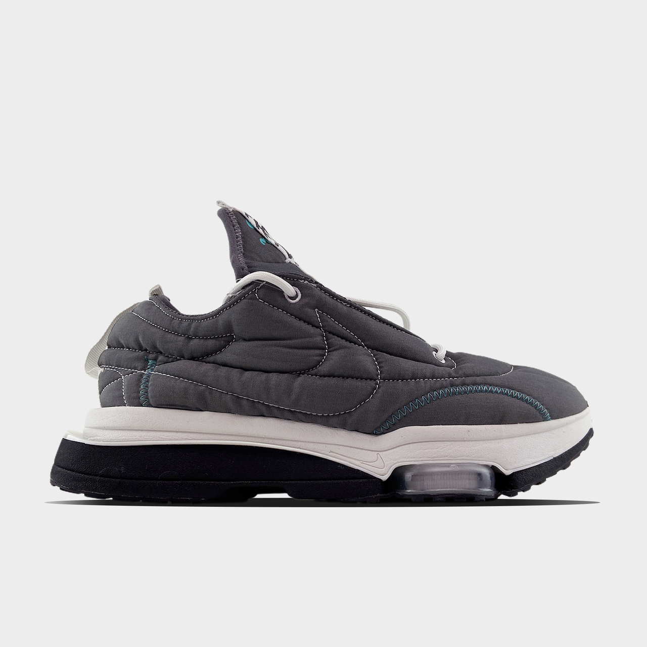 MACCIU x Nk, крос, обувь, взуття, sneakers, шузы, Air Zoom Type Grey (Серый)