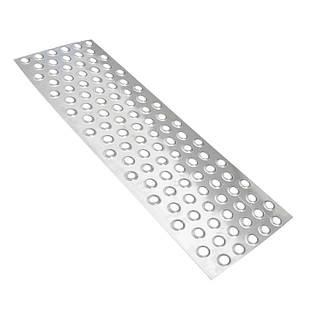 ✅Лист алюминиевый перфорированный с круглыми отв. 500*2500