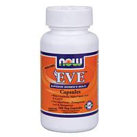 Витамины для Женщин NOW Eve 120 капс