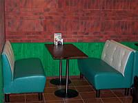Диван для кафе, бара, ресторана, фастфуда, пицерии, кофейни —Джон
