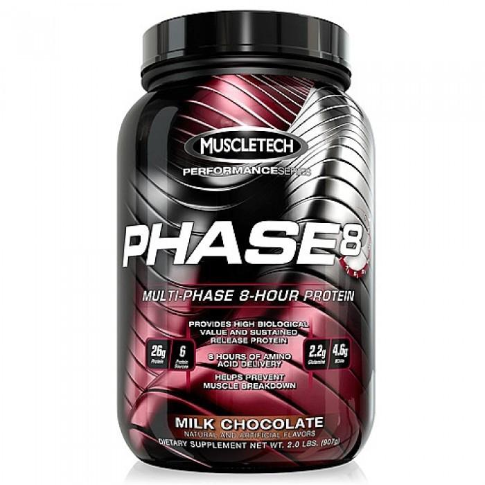 Протеины Многокомпонентные MuscleTech Phase8 907 г  печенье-крем