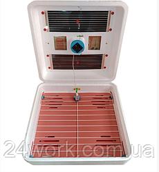 Инкубатор Рябушка  ИБ-100 автоматический переворот, цифровой термор-р, тэн,вентилятор