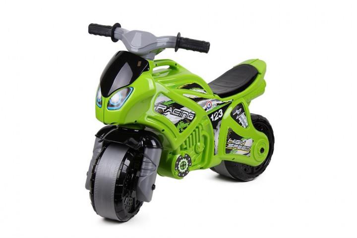 Каталка Мотоцикл ТехноК 5859 зелений