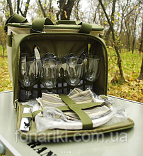 Набор для пикника на 4 персоны Ranger Lawn (Арт. RA 9909)