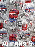 Ткань мебельная обивочная Англия 9