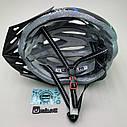 Шлем с подсветкой для езды на велосипеде, фото 6