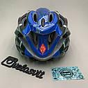 Шлем с подсветкой для езды на велосипеде, фото 2