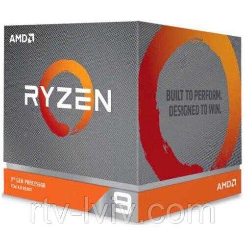 Процессор  AMD Ryzen 9 3950X
