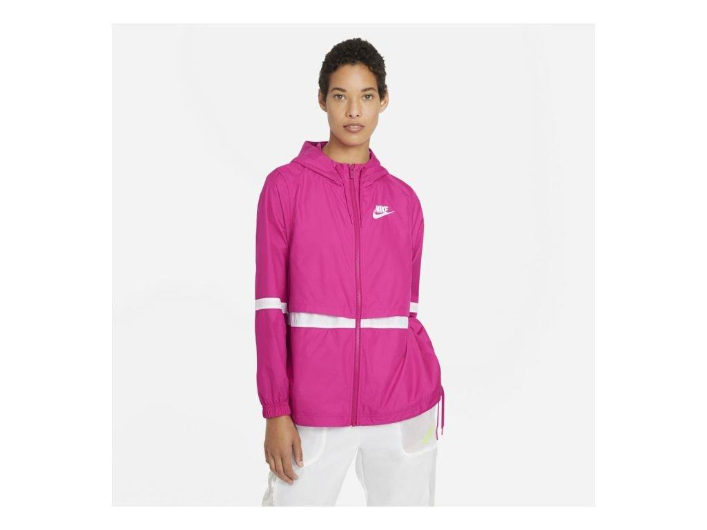 Куртка женская Nike W NSW RPL Essential Woven Jacket AJ2982-615