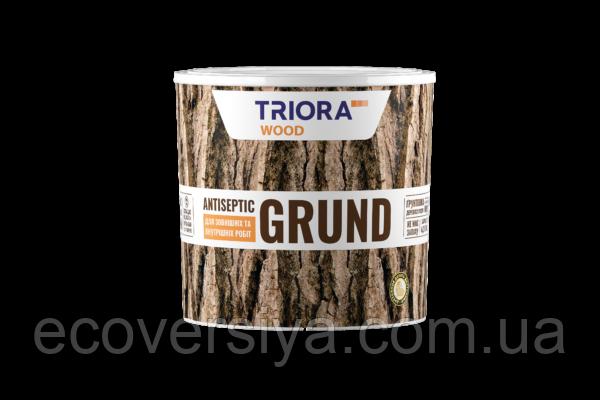 Antiseptic Grund - грунтовка для дерева