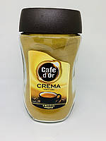 Растворимый кофе Cafe D`Or Crema 160 г