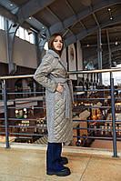 Стильне жіноче пальто ПВ-207