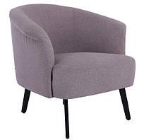 Кресло Мишель серый / michelle-grey-armchair ТМ VetroMebel