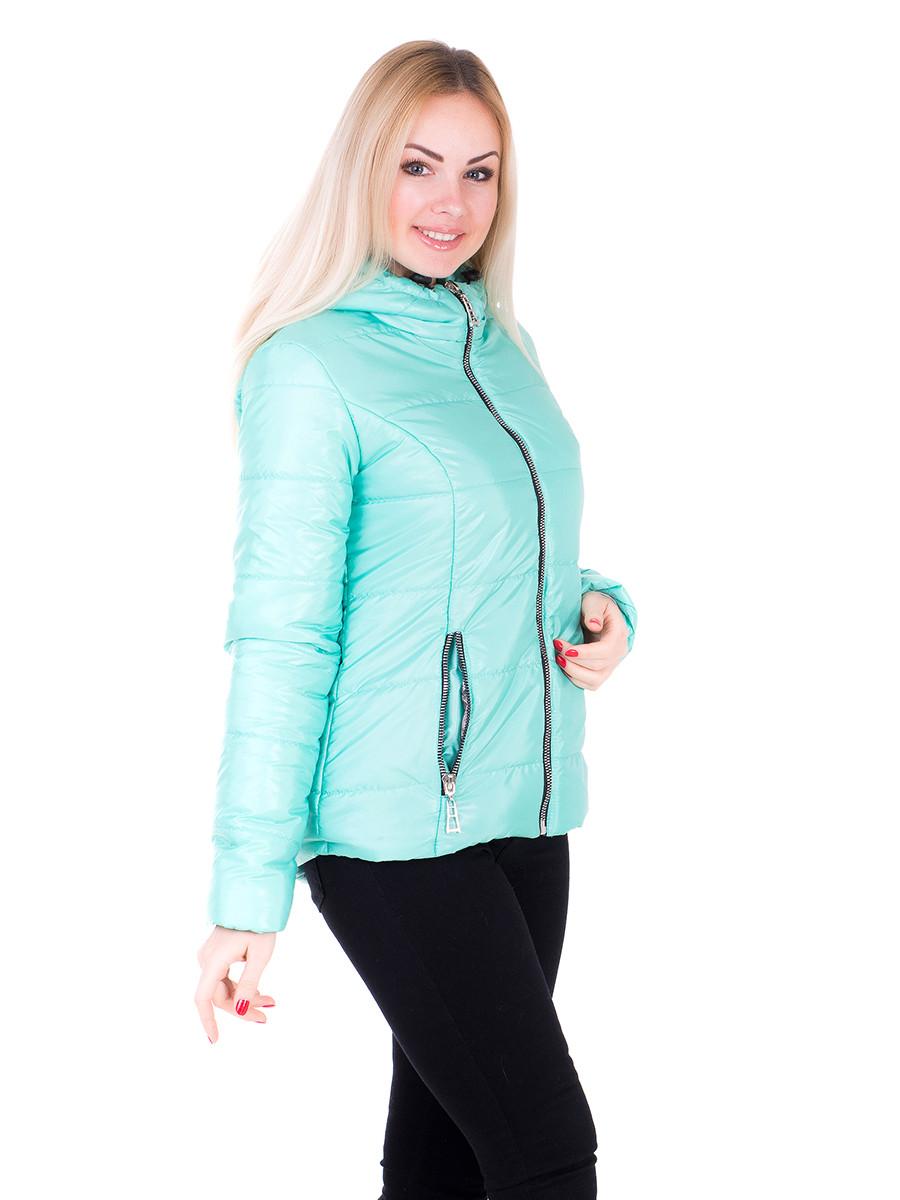 Демисезонная женская куртка Irvik SN22016M мята